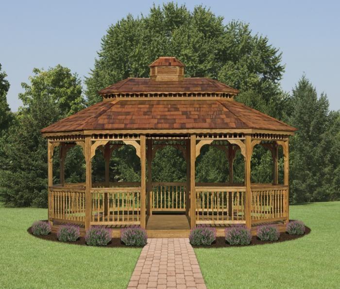 timber frame gazebo plans