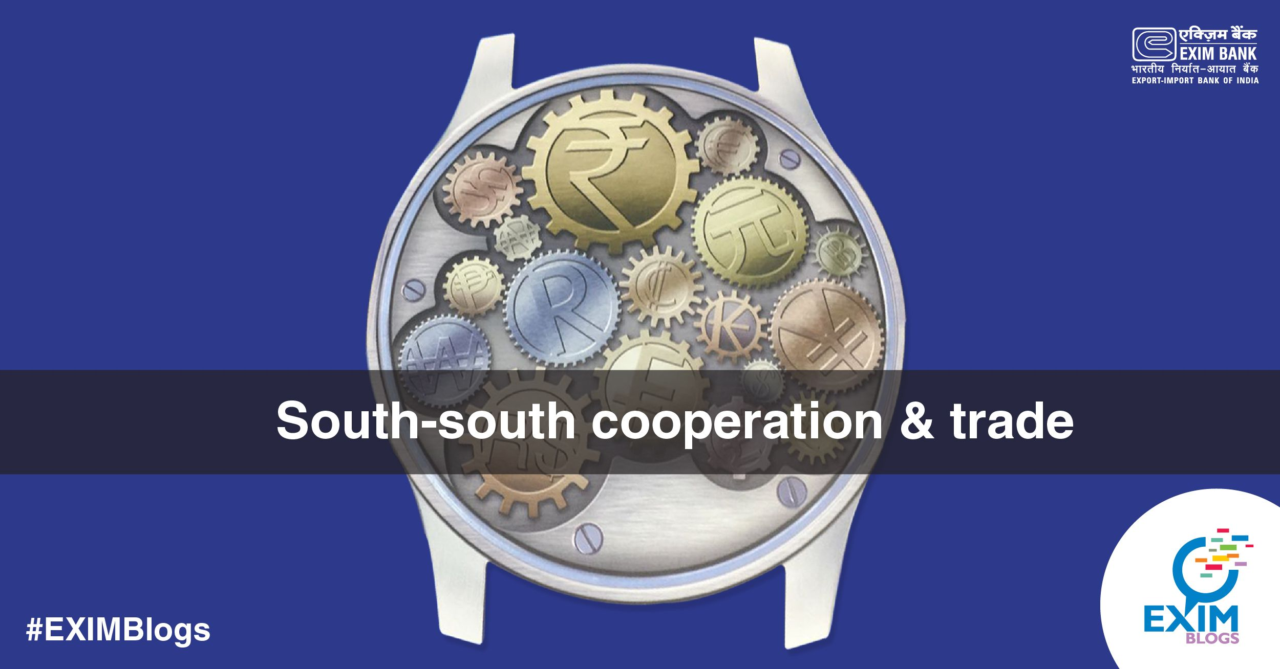 Southsouth cooperation & trade Trading, Cooperation, South