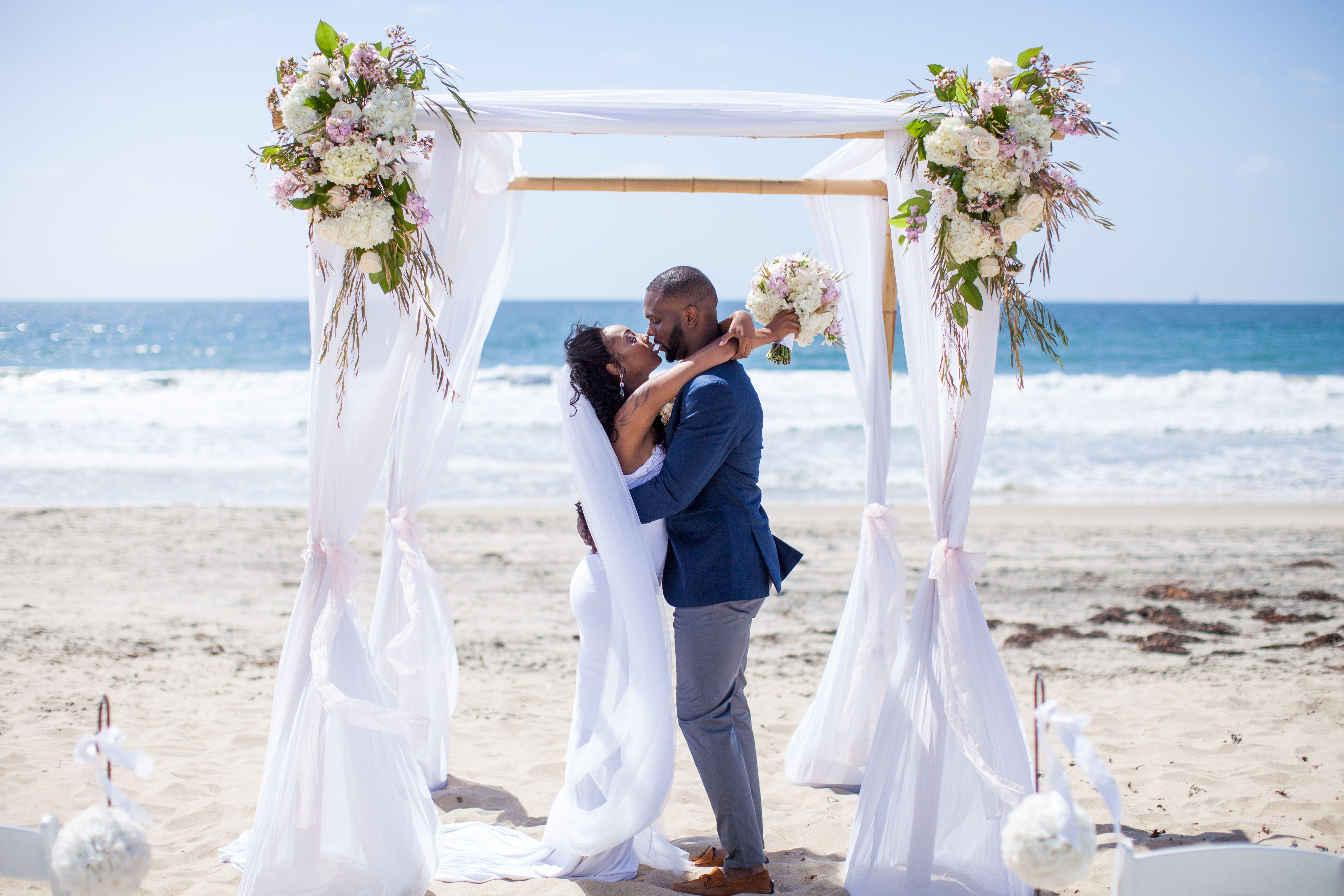 Pin By Dream Beach Wedding San Dieg On Canopies By Dream Beach Wedding San Diego With Images Dream Beach Wedding San Diego Wedding Venues San Diego Beach Wedding