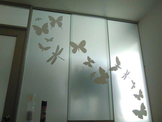 Deco vinil mariposas