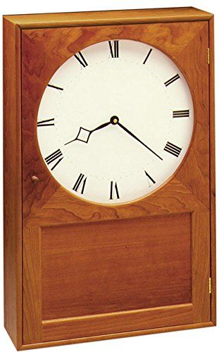 Wall Clocks Decor Shaker Wall Clock Kit You Can Get More Details By Clicking On The Image Note It Is Affil Wall Clock Kits Wooden Clock Wall Clock Plans