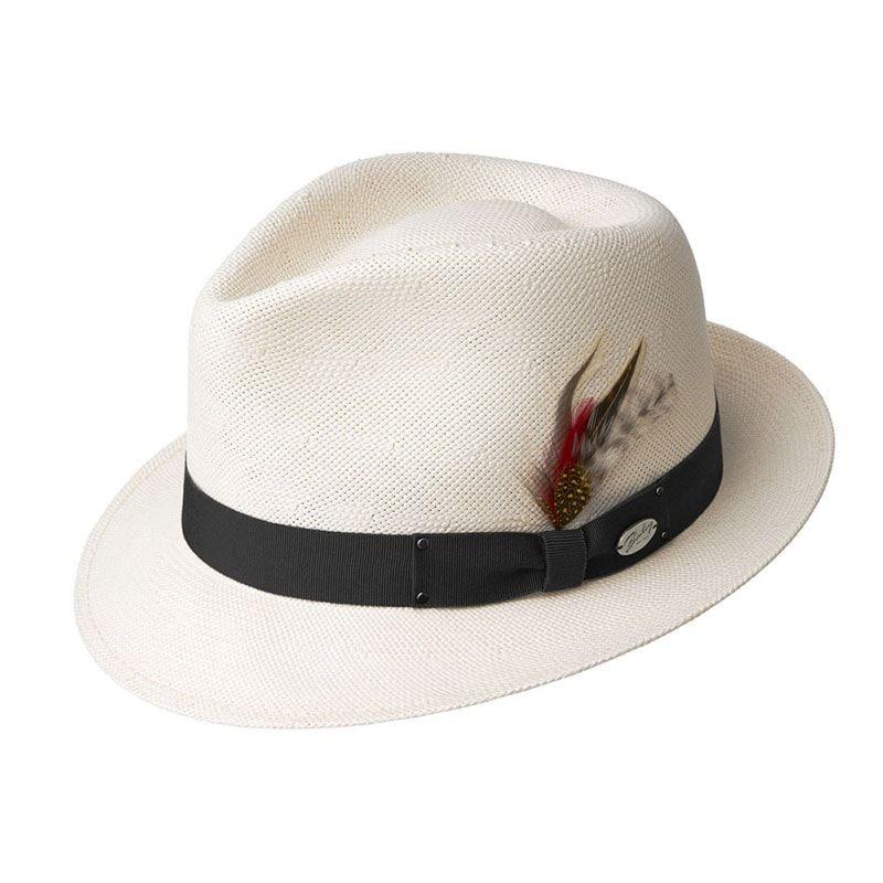Sombrero panamá Bailey plumas | Sombreros panama | Pinterest ...