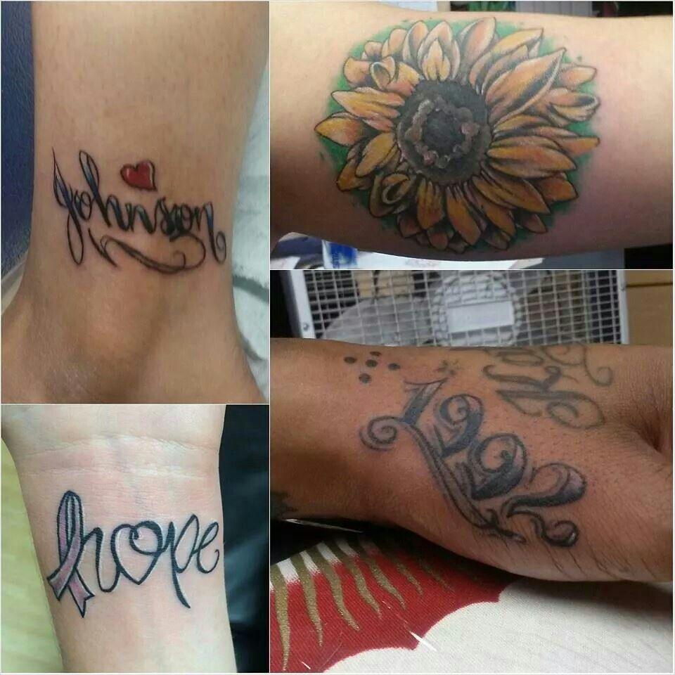 Script u a daisy tattoos pinterest daisies scripts and