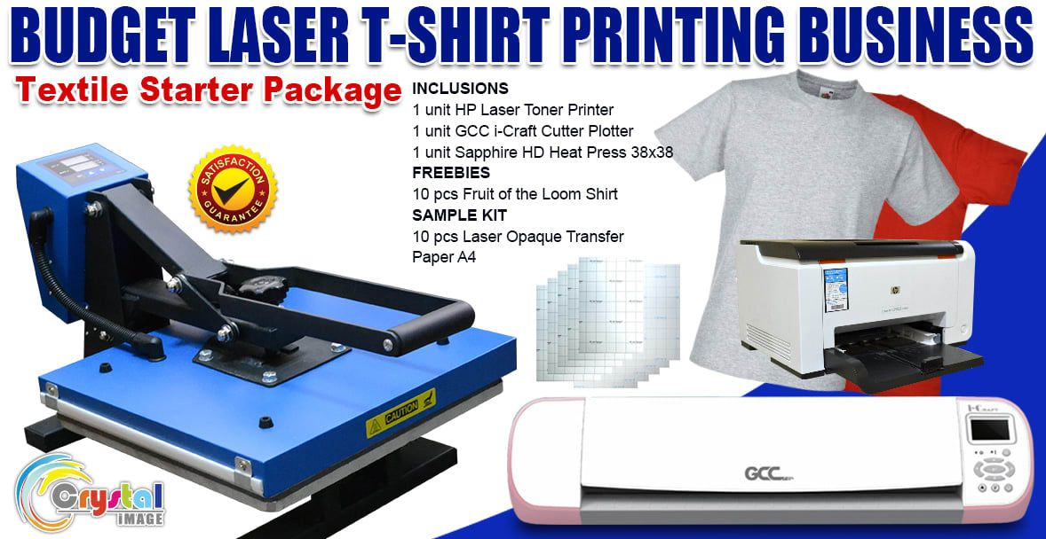 61ba4fdbf649 How to Start a T-Shirt Printing Business in the Philippines - Budget Laser Tshirt  Printing Business
