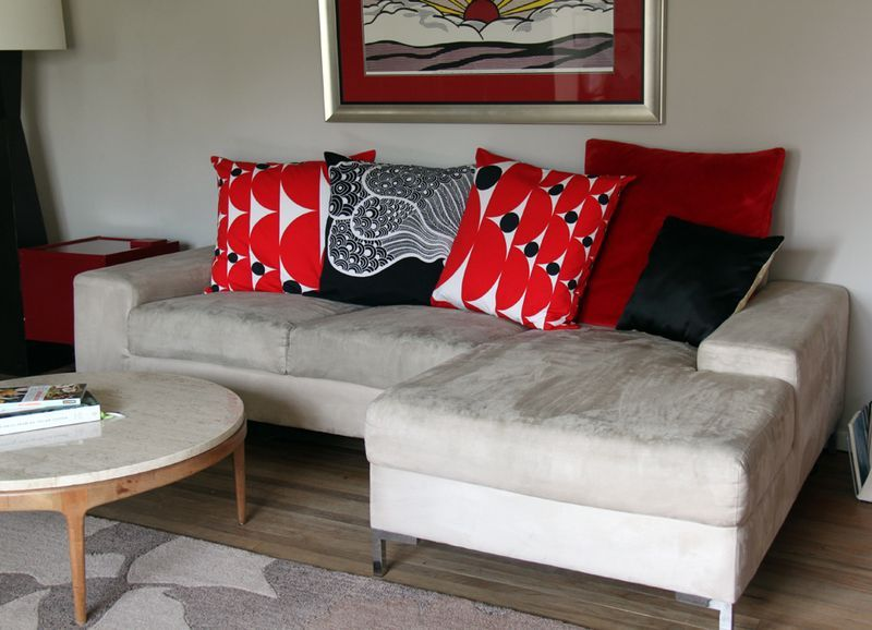$30 Couch Transformation | small and friendly | Large couch ...
