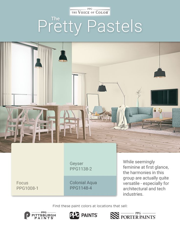 The Pretty Pastels Assortment Of Color Harmonies Are Perfect For Applications That Call For A So Trending Paint Colors Pastel Paint Colors Popular Paint Colors