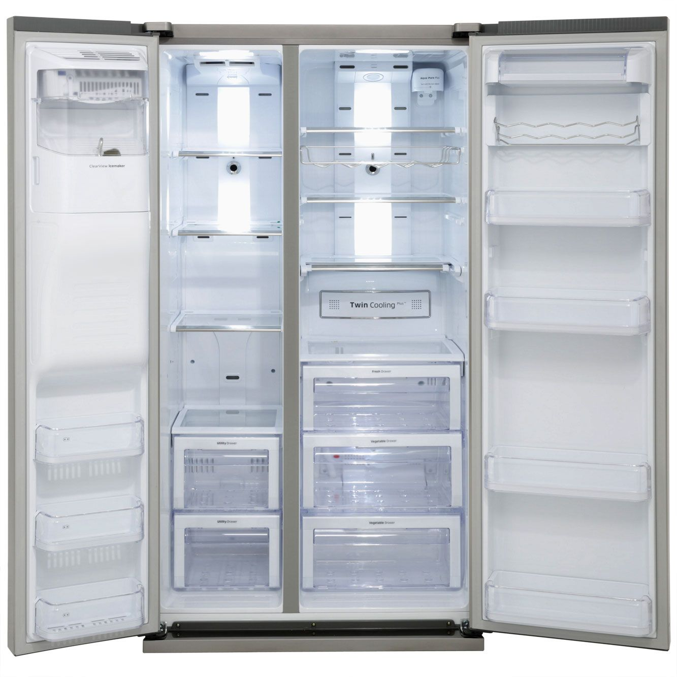 kitchens samsung american fridge freezer   rsg5ucrs   ao com   fridges      rh   pinterest com