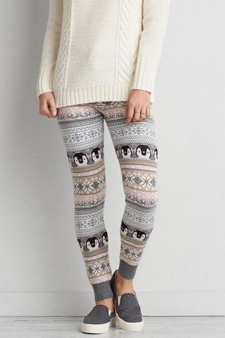 f14b74eb59e58 American Eagle Outfitters AE Ahh-mazingly Soft Sweater Legging ...
