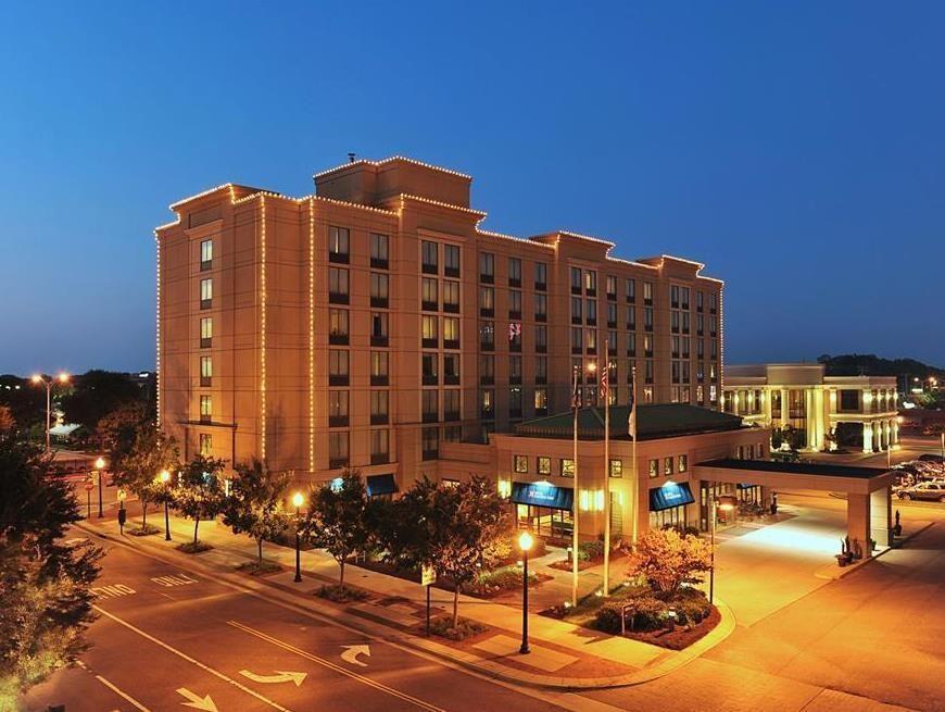 Virginia Beach Va Hilton Garden Inn Virginia Beach Town Center