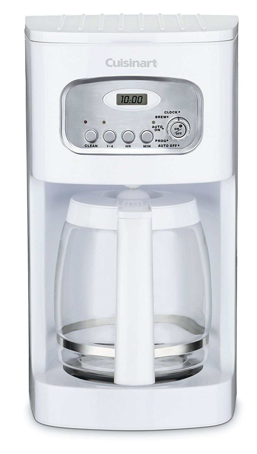 Cuisinart DCC-1100 12-Cup Programmable Coffeemaker, White ...