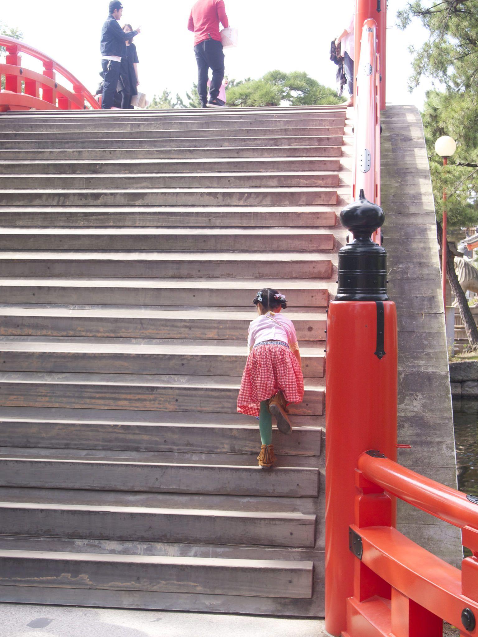 | shrine osaka japon