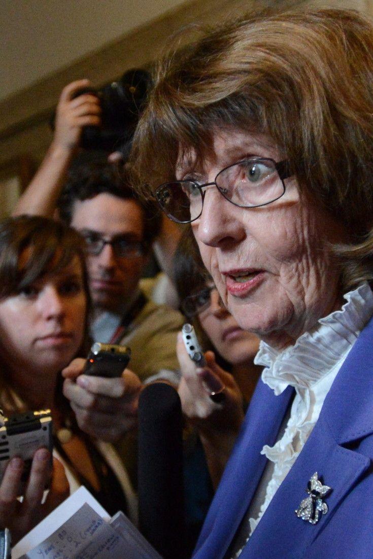 Harper Senators in Conflict of Interest Is there anybody