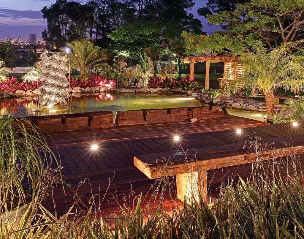 20 jardins de Casa Cor para você assistir ao eclipse desta sexta - Casa