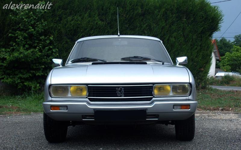 Peugeot 504 Coupé V6 TI by Pininfarina - 1980