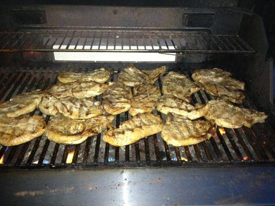 Best Grilled Pork Chops | Recipe | Best grilled pork chops ...