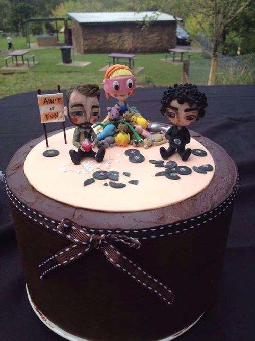 Aint It Fun Cake Paramore Pinterest Paramore And Songs