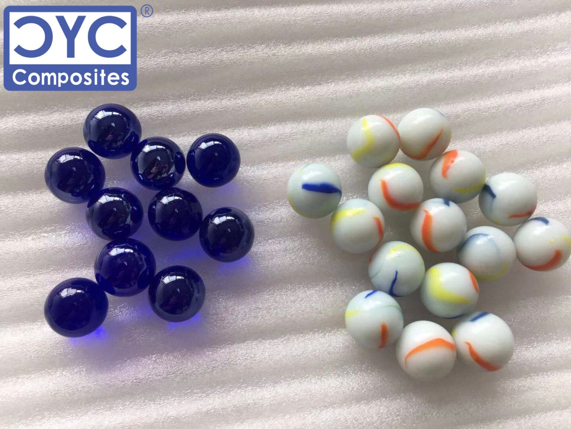 Cyc Composites Glass Marble Balls Are Designed For Children Playing