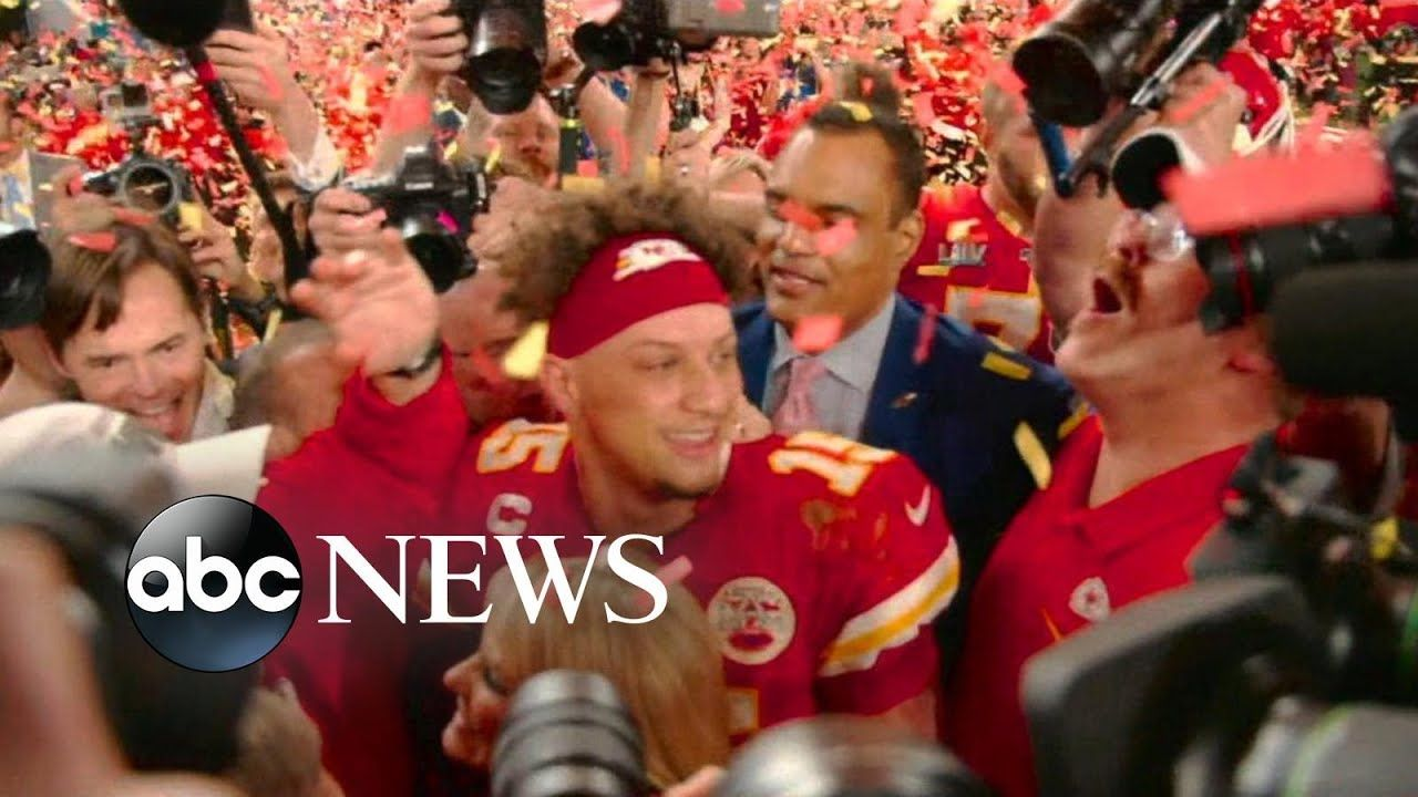 Patrick Mahomes is youngest Super Bowl MVP ever l ABC News