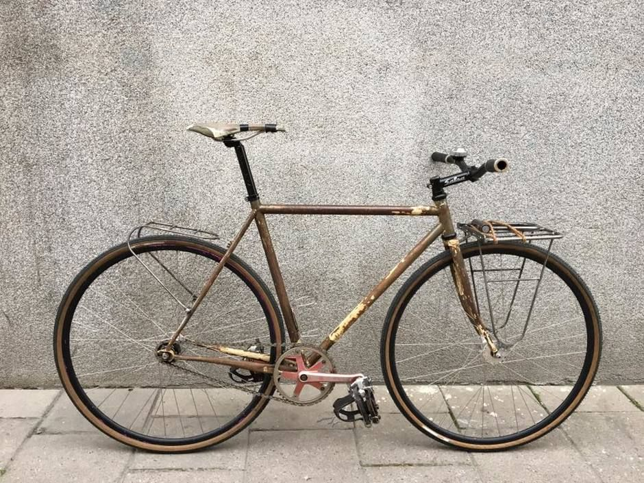 Surly Steamroller - Pedal Room | classic frames | Pinterest