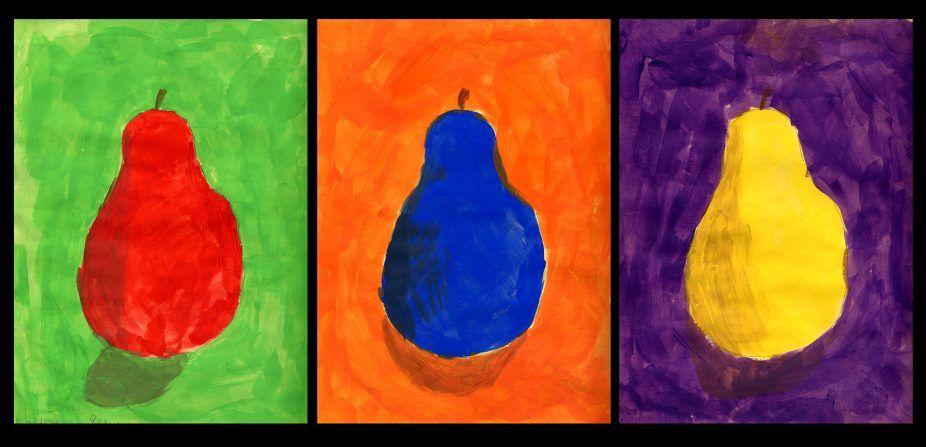 Terrific Double Complementary Colors Painting Color Scheme Ada Split