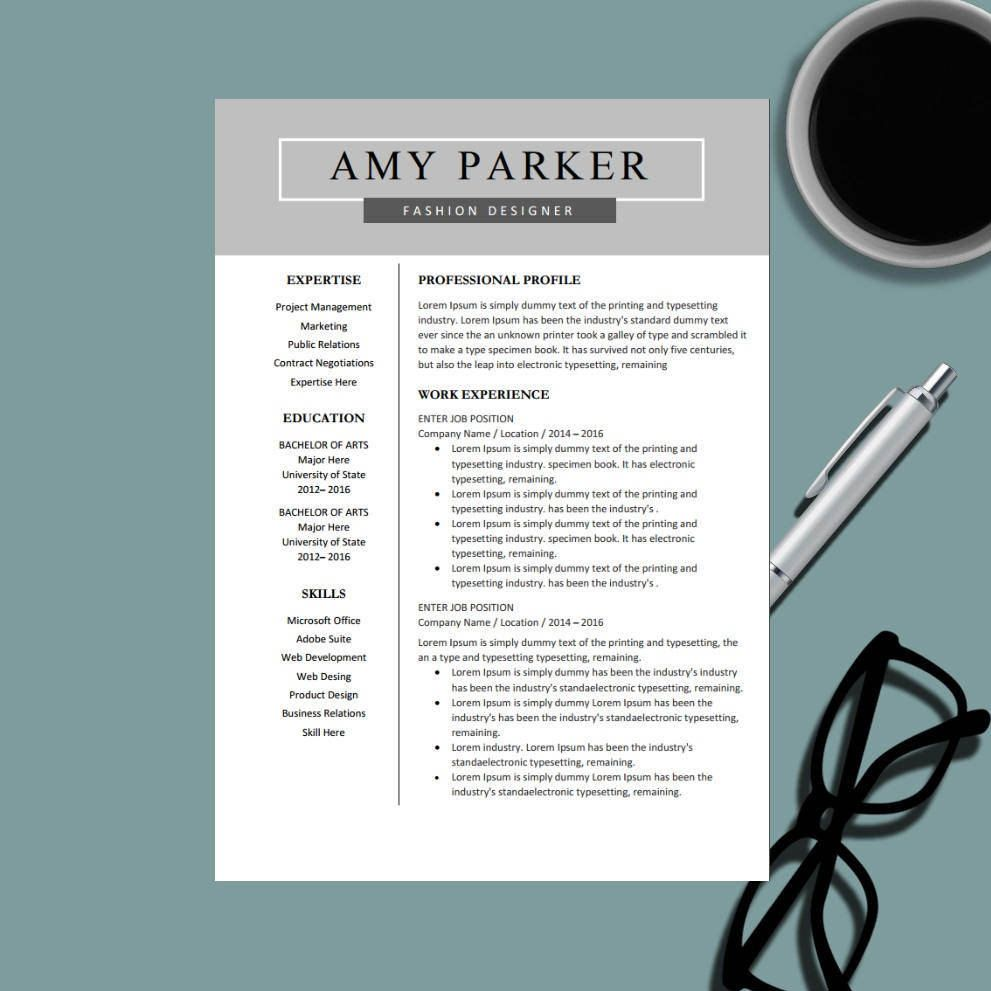 Resumealmanac Resume Design Creative Resume Templates Resume