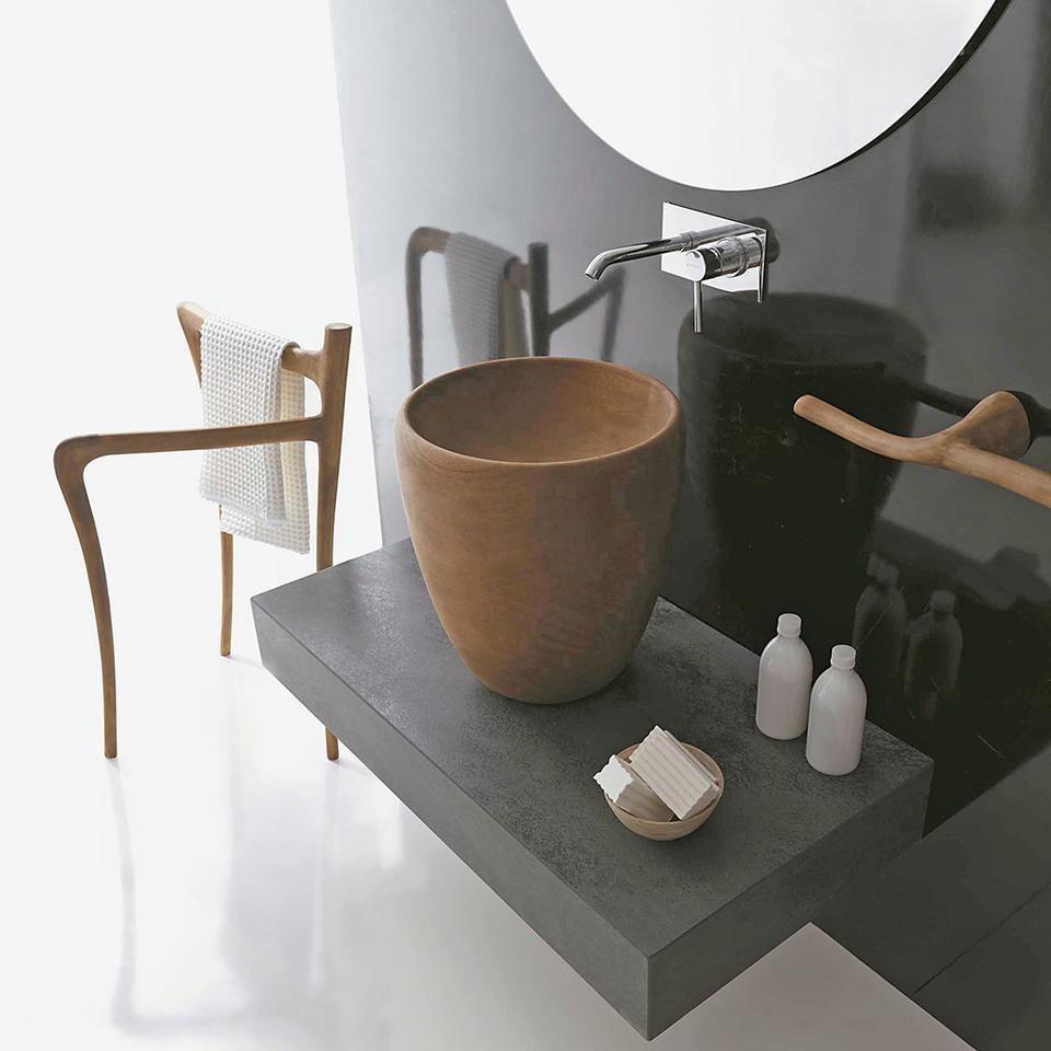 Ergo Antonio Pascale Ceramica Galassia Bathroom Accessories