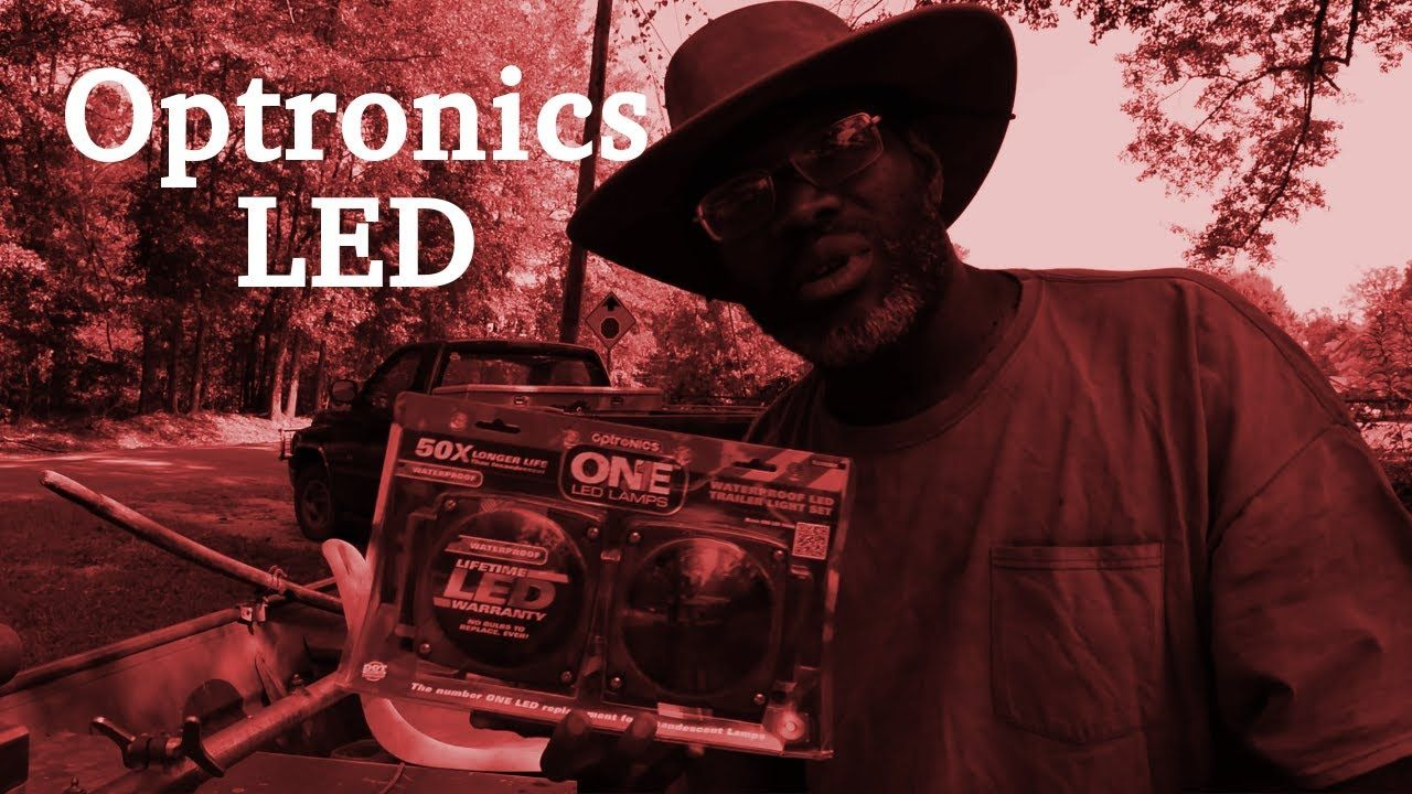 Optronics Led Boat Trailer Lights Review Trailers Pinterest Light Wiring Diagram
