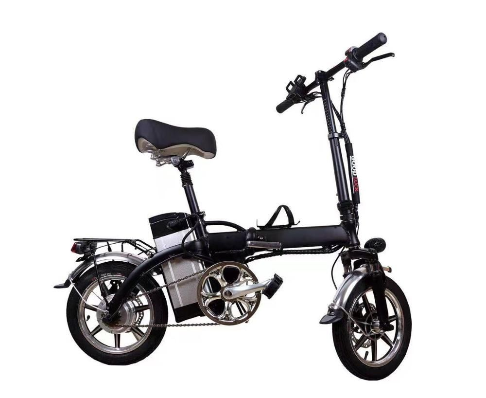 Electric Bike Foldable 350w 48v 10ah Lithiumion Alliage Of Aluminium Delivery From France Bike Electric Bicycle Folding Electric Bike