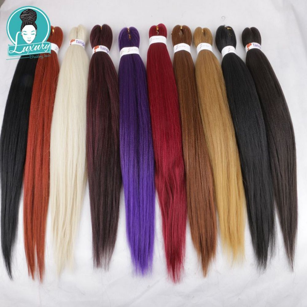 Luxury for Braiding Hair Ombre Color 26inch Jumbo Braid
