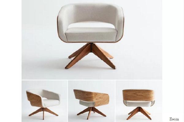 A Poltrona linda e super confortável, ela possui um design moderno. Sua caixa em…