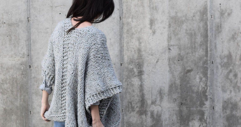 Telluride Easy Knit Kimono Pattern