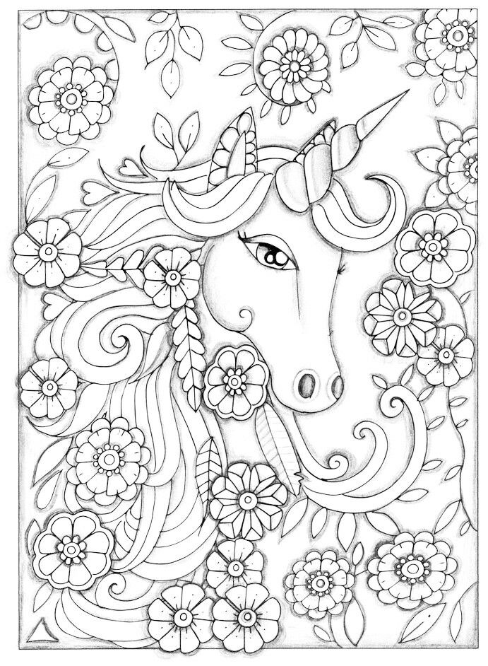 Pin By Elisabeth Quisenberry On Coloring Fantasy Unicorn Coloring Pages Coloring Pages Printable Coloring Pages