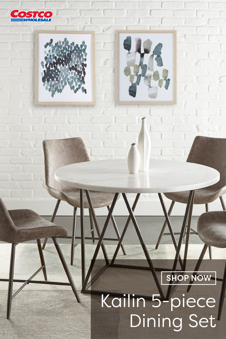 Dining Sets At Costco In 2020 5 Piece Dining Set Dining Set
