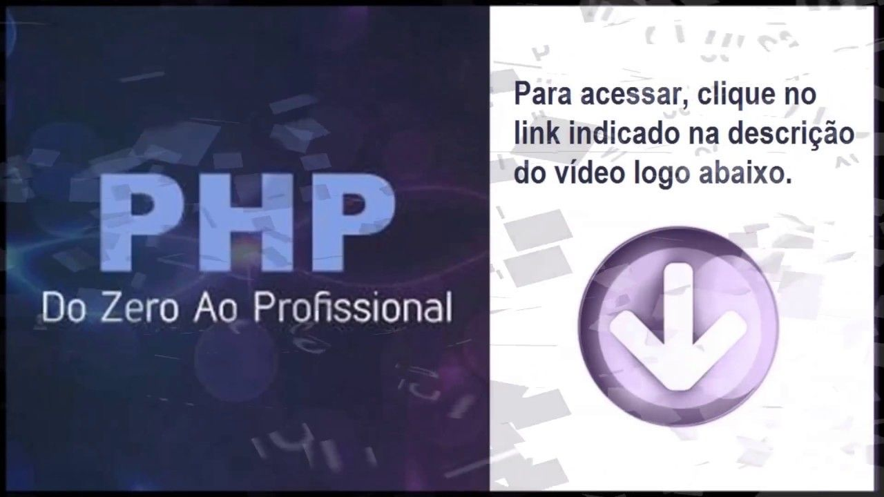 Php Do Zero Ao Profissional Download Completo Com Imagens Php