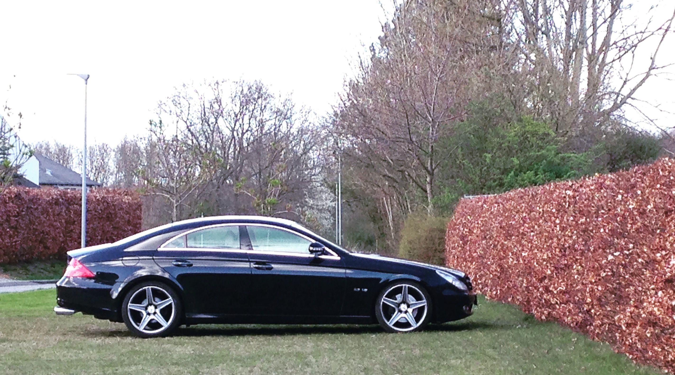Mercedes Cls 500 W219