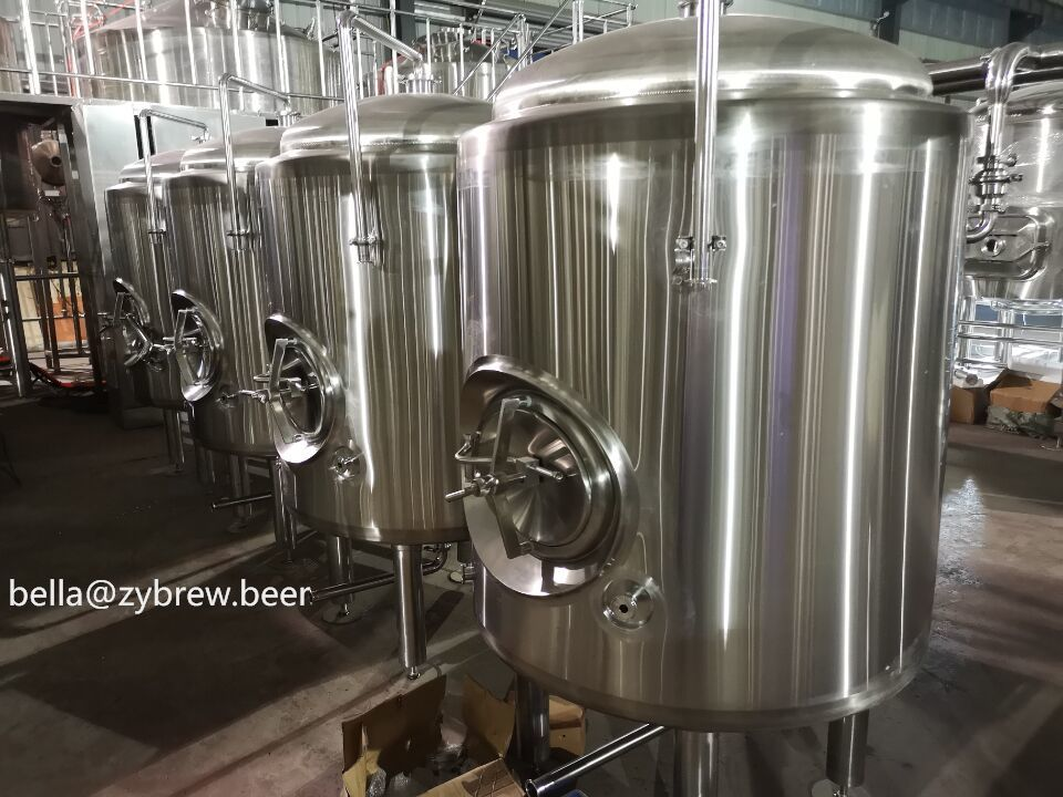 Top Quality 500l Brewery System We Supplied For Our Old Clients In Kenya The Basic Configuration 500l Bre Beer Brewing Equipment Brewery Brewing Equipment