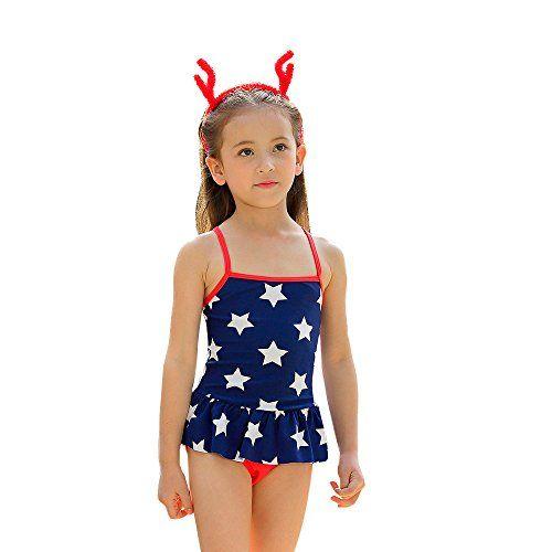 e063c56577 Vivo-biniya Vivobiniya Kid Girl fashion One-piece Swimsuits Baby Girl  Swimwear UPF50