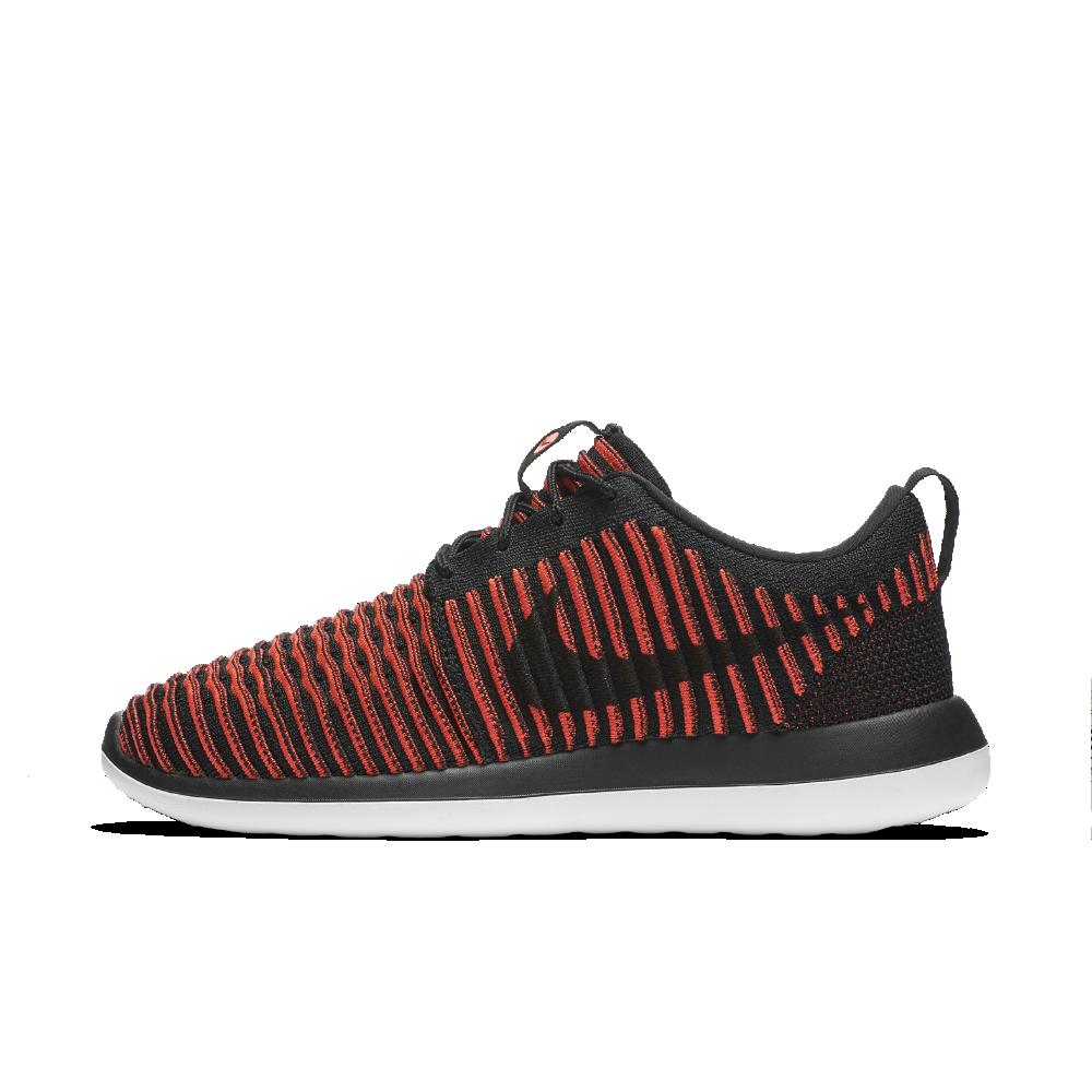 huge selection of c6409 ff2e2 Nike Roshe Two Flyknit Men s Shoe Size 12.5 (Black) - Clearance Sale