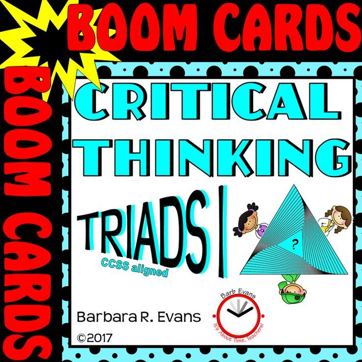 Digital task cards that challenge your students' critical