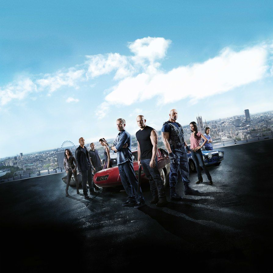 Fast And Furious 6 Wallpaper By Phetvanburton