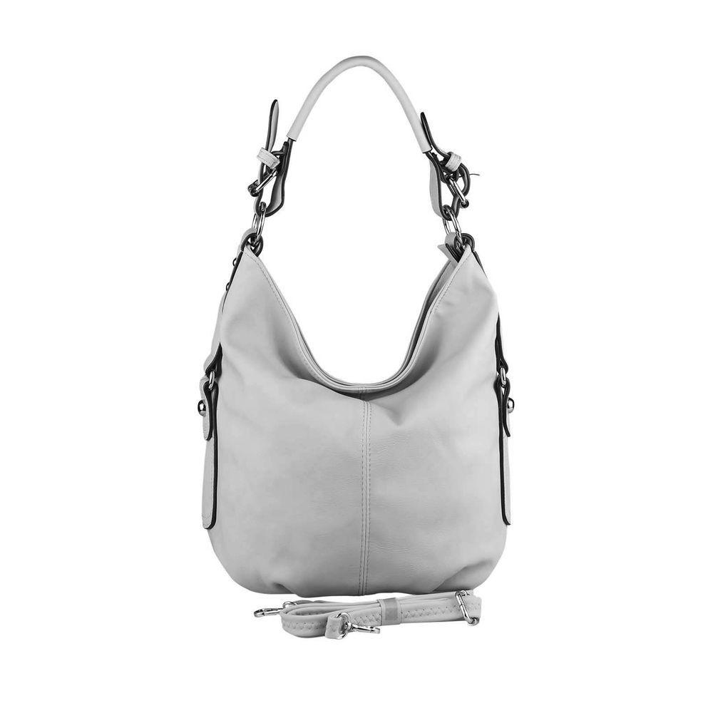 DAMEN SHOPPER HOBO BAG TASCHE Schultertasche Handtasche