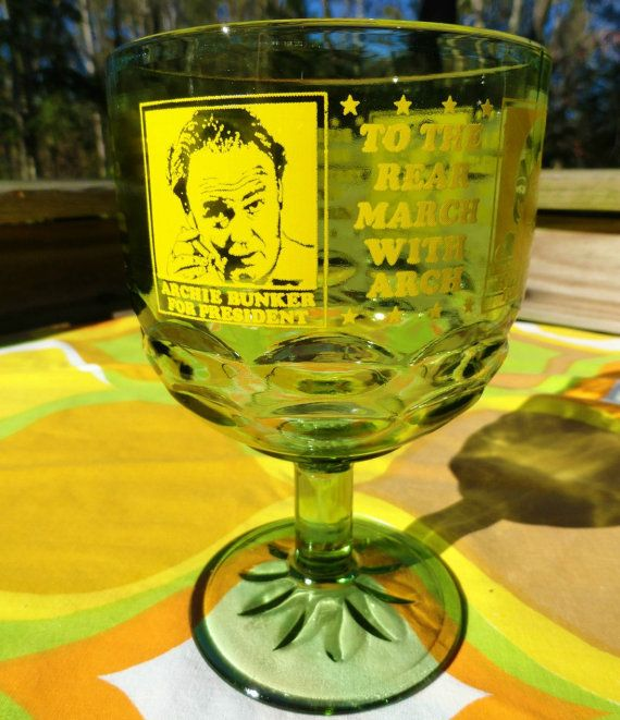 Vintage 1970s Retro Archie Bunker All In The by ModSquadPicking, $18.00