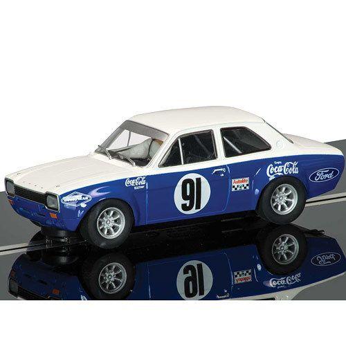 SCALEXTRIC Digital Slot Car C3672D Ford Escort Mk1 - Allan Moffat - Jadlam Toys & Models - Buy Toys & Models Online