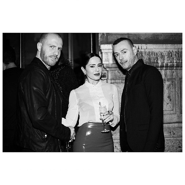 #PaolaIezzi Paola Iezzi: Repost from @thefashionablelampoon by #Reposter @307apps #Lampooners at #TheSmall for the very first day of #Spring #6 @paolaiezzireal @paolosantambrogio @sergiotavelli Image @beforeeesunrise #Lampoon #Lampooners #TheFashionableLampoon #TheSmall #GiancarloPetriglia #bags #event #party #dinner #Spring2015 #springtime #SleepingBeauty #keeponshining #Maleficent #snobandpop #fashion #Lampoonershavingfun