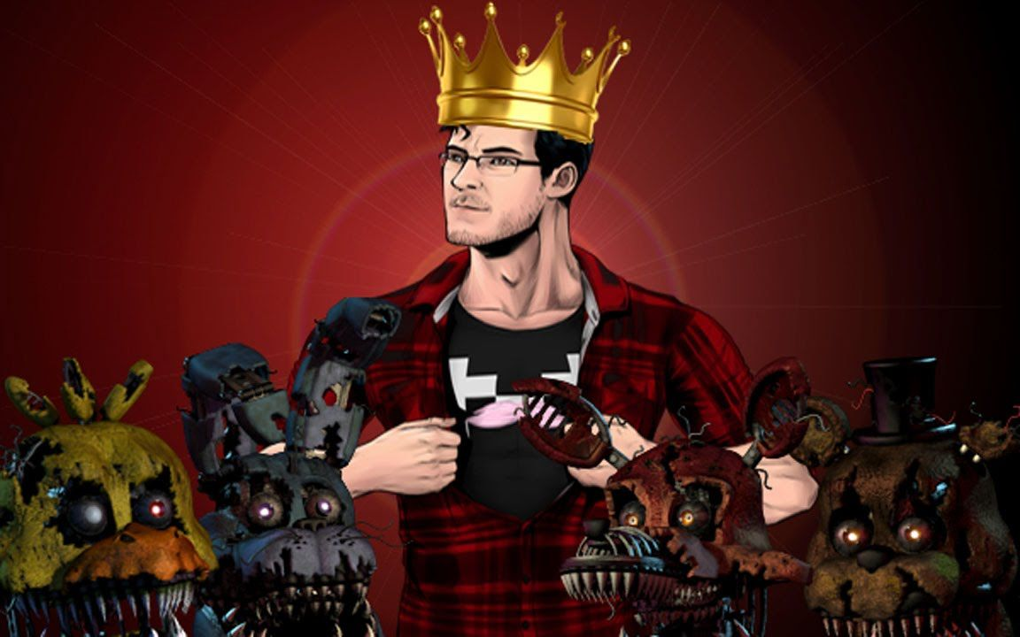 Learn These Markiplier Fnaf 2 Compilation {Swypeout}