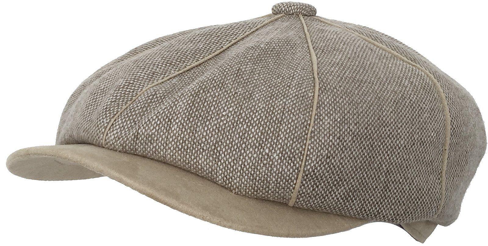 0d15569fc41bd Who Ced Tweed Gatsby Cap 8 4 Newsboy Hat 2 1 2