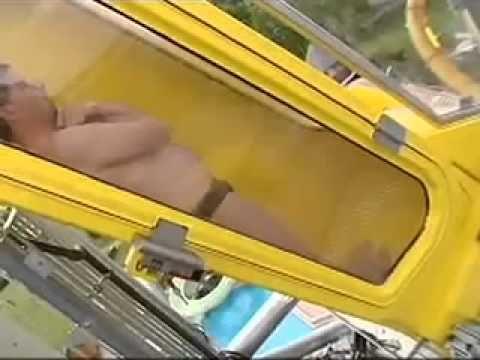 Que se siente dentro de un tobogán acuatico - Videos