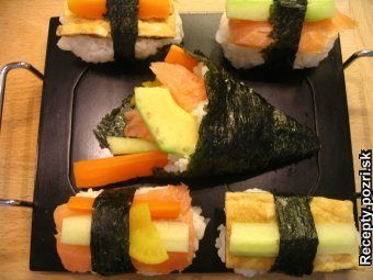 SUSHI NIGIRI http://recepty.pozri.sk/recept-sushi-nigiri-197