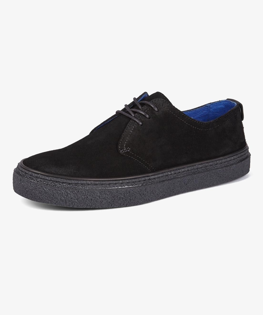 Skate shoes kingston - Fred Perry Linden Suede Derby Shoe
