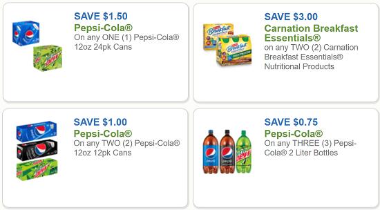 Pepsi Coupons Save On Pepsi 24 Packs 12 Packs And 2 Liter Bottles Print Coupons Pepsi Pepsi Cola